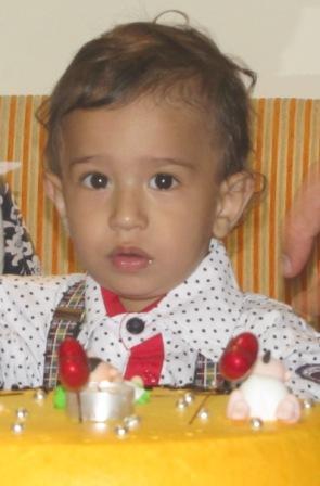 مهدی یار یک ساله